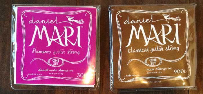 Daniel Mari Strings : A Personal Review